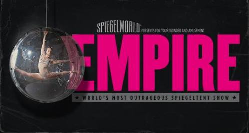 Spiegelworld EMPIRE